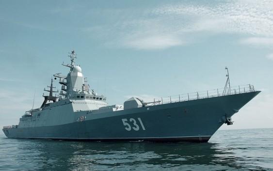 Алжир заказал военные корабли у России