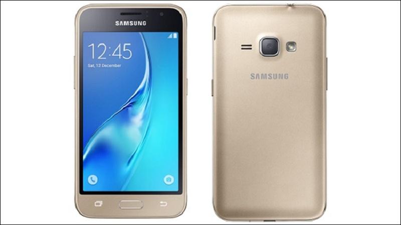 Samsung Galaxy J1 2016 3
