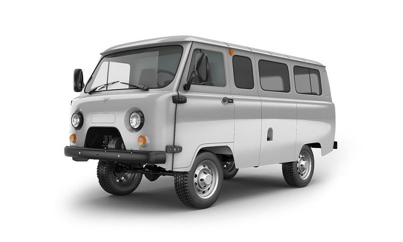 Фургон УАЗ 2