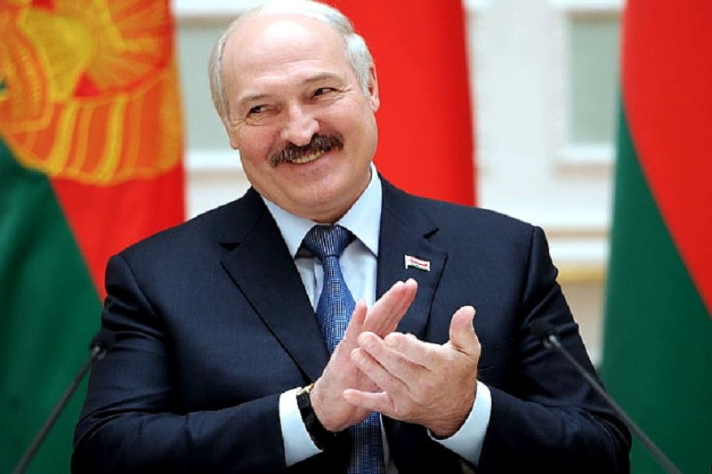 Лукашенко санкции