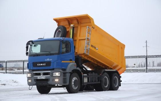 КАМАЗ выпустит три новые модели грузовиков