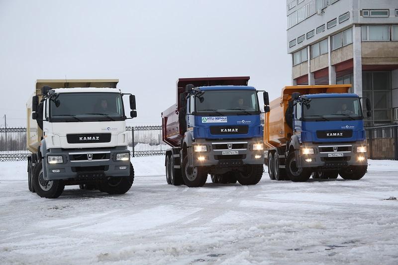 Новые модели КАМАЗ