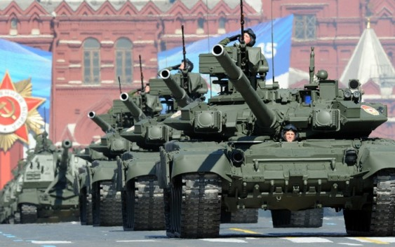 У кого самые большие военные расходы?