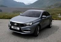 «АвтоВАЗ» увеличил выпуск Lada Vesta