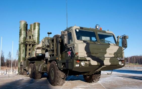 Китай купил российские комплексы С-400