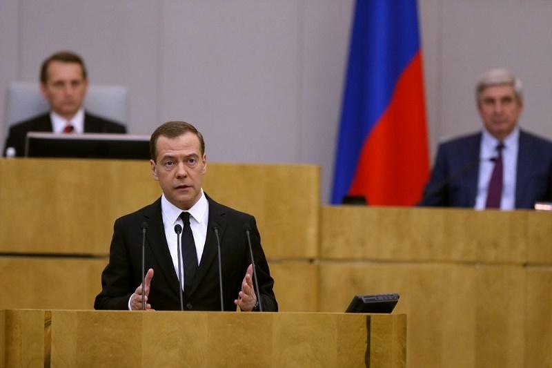 Дмитрий Медведев ипотека