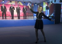 Мария Захарова станцевала «Калинку»