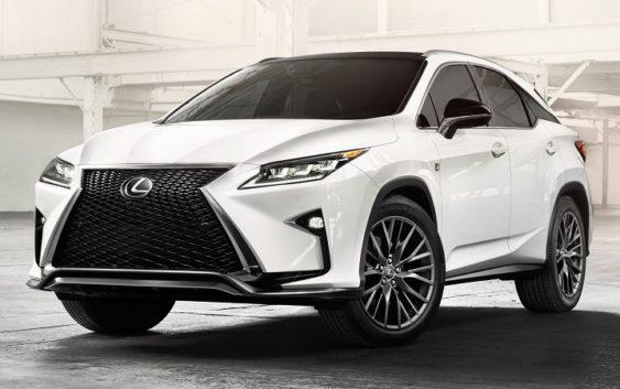 Lexus установил рекорд по объёму продаж