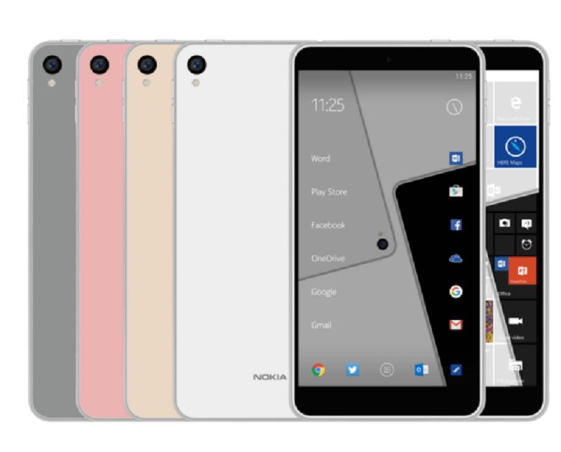 Nokia новые смартфоны