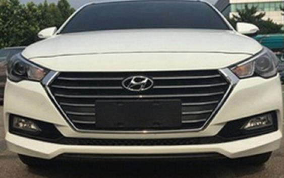 Новый дизайн Hyundai Solaris