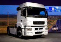 «КАМАЗ» – лидер российского рынка грузовиков