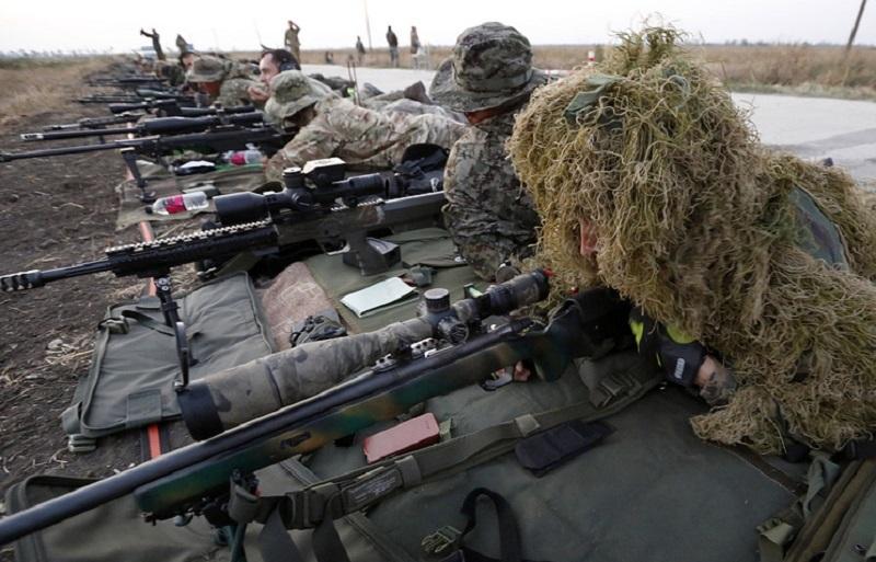Снайперская винтовка «Точность»