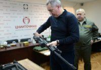 Новая снайперская винтовка для российских спецслужб