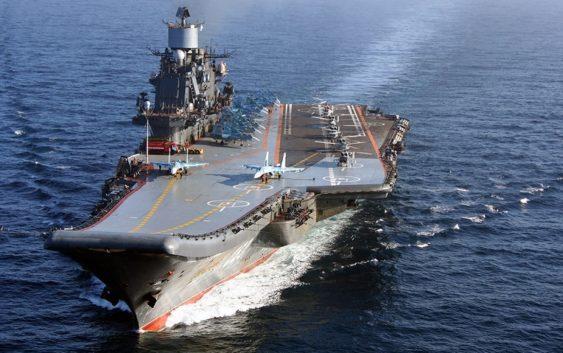 Как работает авиация «Адмирала Кузнецова»?