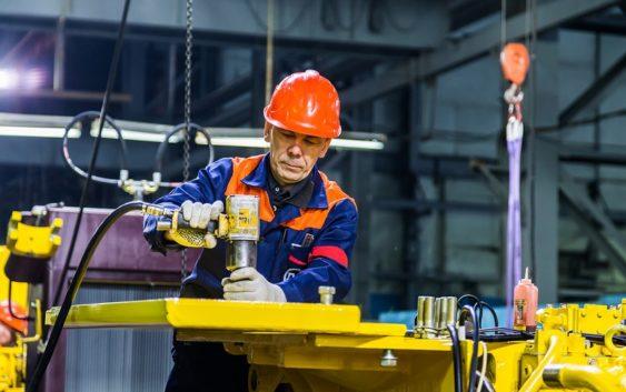 Промышленное производство России в 2017 году