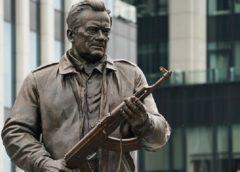 В Москве открыт памятник Михаилу Калашникову
