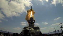 Россия ударила «Калибрами» по боевикам в Сирии