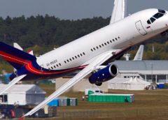 Перу купит 20 гражданских самолётов «Сухого»