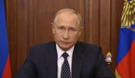 Телеобращение Владимира Путина: пенсионная реформа