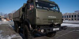 Беспилотный «КАМАЗ» поедет в 2019 году