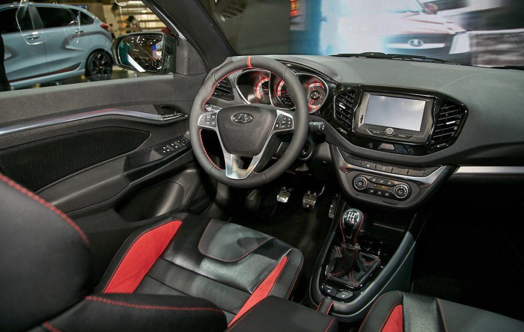 Сколько будет стоить новая Lada Vesta Sport?
