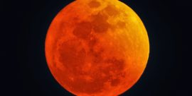 Где лучше всего смотреть лунное затмение?