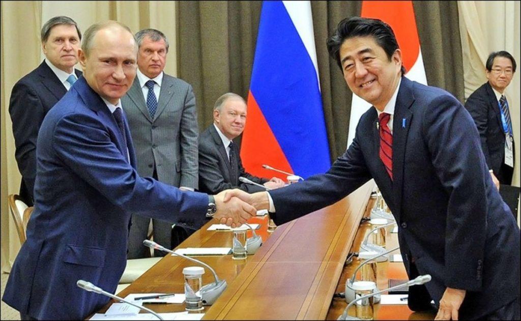 Чем закончились переговоры Владимира Путина и Синдзо Абэ?