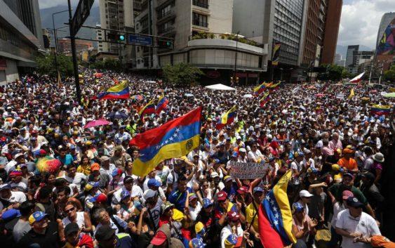 Последние новости о кризисе в Венесуэле