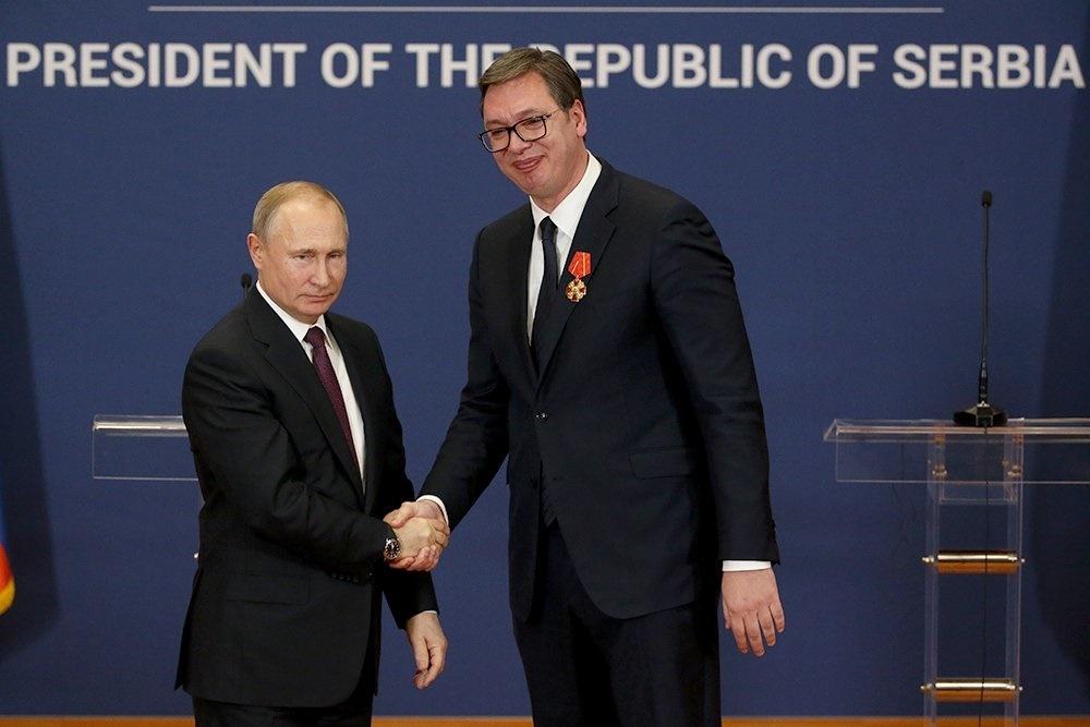 Россия протянет «Турецкий поток» до Сербии