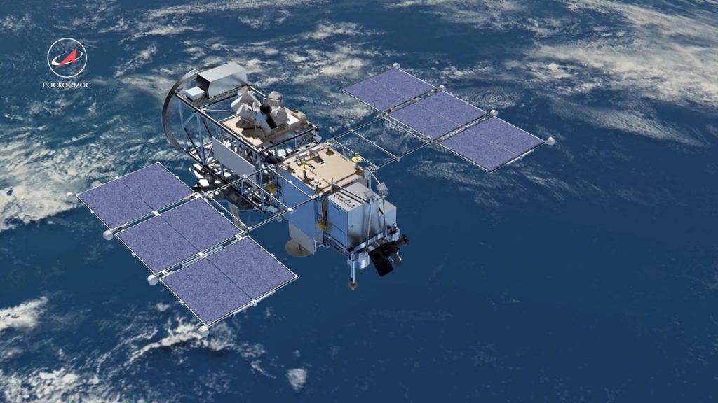 Спутник «Ломоносов»