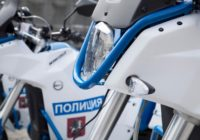 Электромотоциклы «Калашникова» будут дежурить в Москве