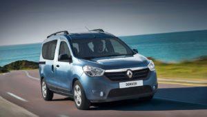 Новая Lada Van внешне будет похожа на Renault Dokker.