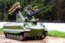 В вооруженные силы России поставят боевого робота