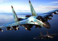 Видео: Как Су-35С стреляет из авиационной пушки?