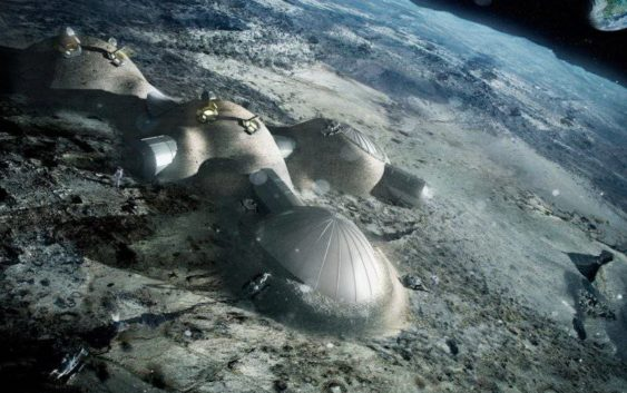 Россия будет добывать ископаемые на Луне