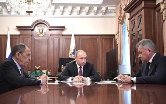 Россия выходит из договора о РСМД