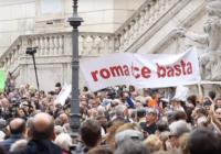 Теперь и Италия: В Риме начались протесты