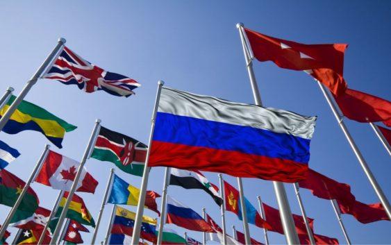 Торговые партнёры России в 2018 году