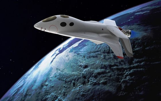 В России разрабатывают космическую яхту «Селена»