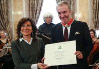 Валерия Гергиева наградили Орденом Звезды Италии