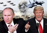 Между Россией и США начнётся гонка вооружений?