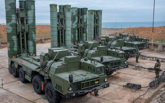 Зачем уничтожили поставляемые в Китай ракеты С-400?