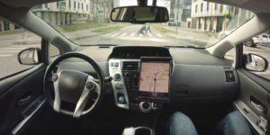 Беспилотные автомобили в России