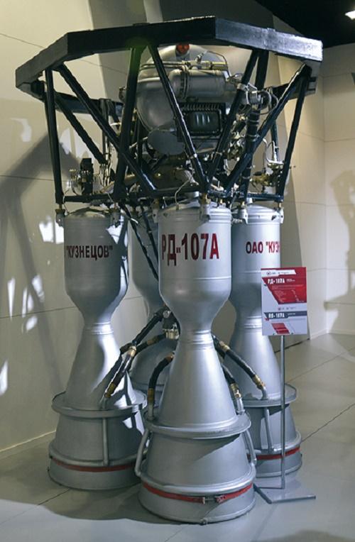 Новые ракетные двигатели РД-107А и РД-108А