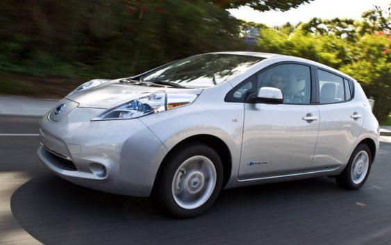 Российский рынок электромобилей растёт?
