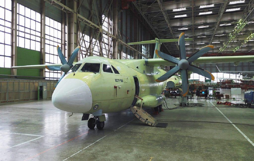 Новый российский самолёт Ил-112В взлетит
