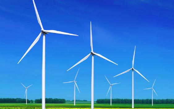 Сбербанк профинансирует строительство ветропарка