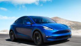 Tesla представила новый электромобиль – Model Y