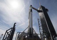 Видео: Осуществлён запуск нового корабля Илона Маска