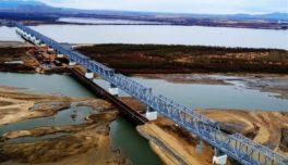 Россия строит железнодорожный мост в Китай!